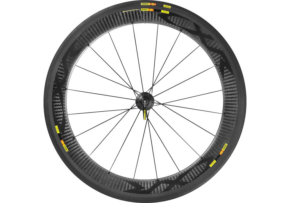 Mavic CXR Ultimate 60 C hjul 23 Shimano M11 sort | Find cykeltilbehør på nettet | Bikester.dk